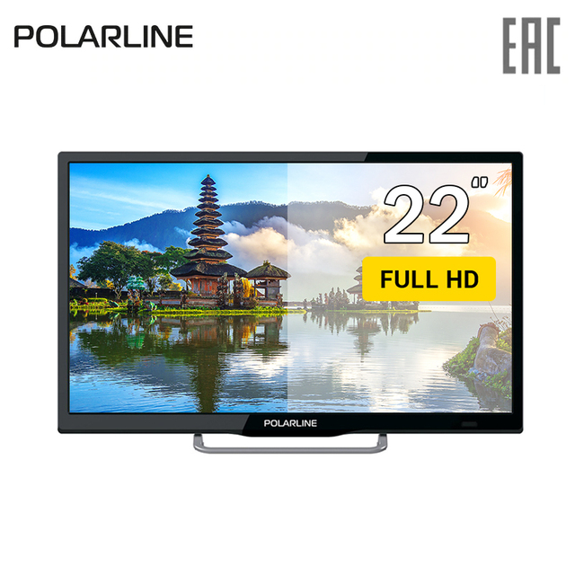 "Телевизор 22"" Polarline 22PL12TC FullHD"