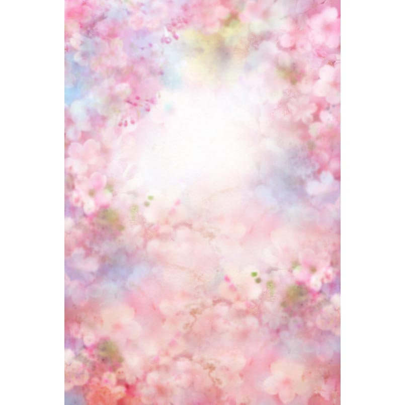 Bokeh Flowers Wedding: Bokeh Photography Backdrops Flowers Pastel Background For