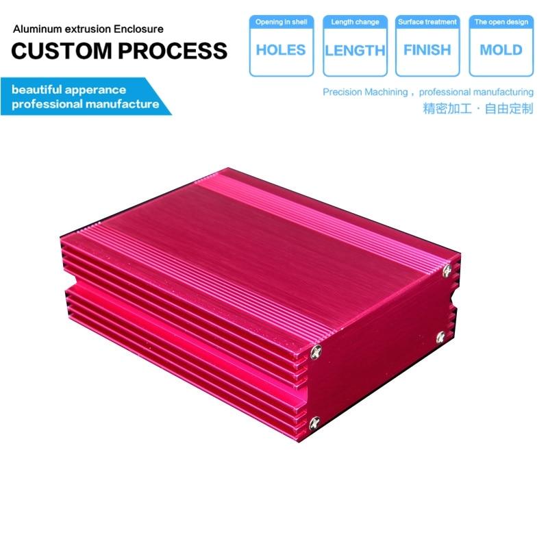 90*35-115 mm (w x h -d free )  6063- T5 aluminium profile box smeg scv 115