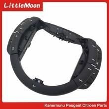 LittleMoon Steering wheel multi-function switch Cruise switch Music switch For Citroen Triumph C4 C4 Picasso C-quatre