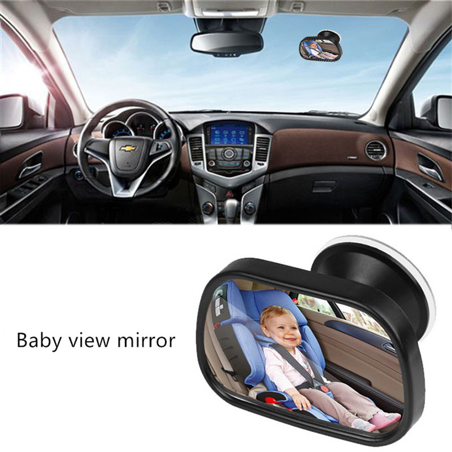 Baby Rearview Mirror Baby Safety Seat Car Baby Child Kids