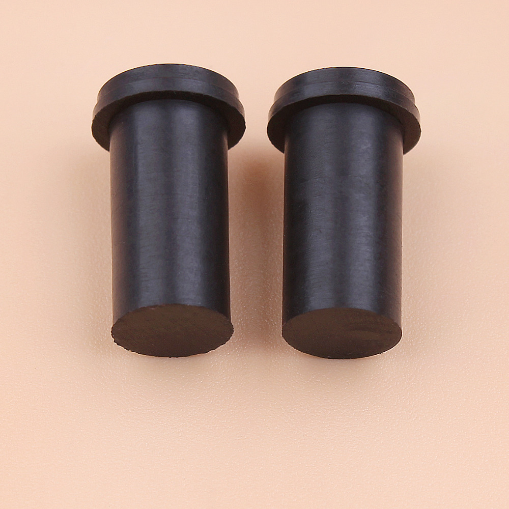 2Pcs/lot Clutch Cover Guide Bushing Fit Husqvarna 340 345 346 350 351 353 357 359 435 440 445 450 455 460 461 Chainsaw Parts