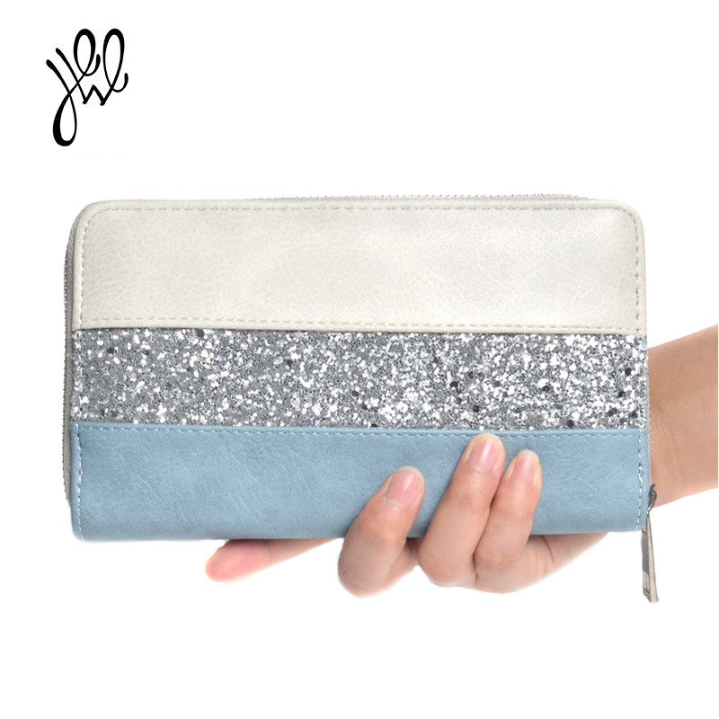 Fashion Women Wallet PU Leather Casual Lady Purse Luxury Brand Long Zipper Vintage Clutch Wallet Card Holder Wholesale Cheaper мышь logitech mx anywhere 2s midnight teal