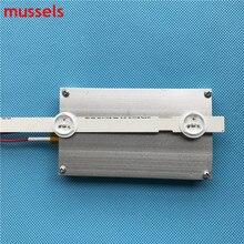 12x7 cm grande led removedor aquecimento de solda chip demolição bga estação ptc divisão placa 270w 250 graus 1 peças