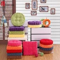 Stile dell'europa Meditazione Cuscino Rotondo/Quadrato Piano Decorativa Cuscino Tatami Cuscino Sedia Patio Divano Cuscino del Sedile Cuscino di Tiro