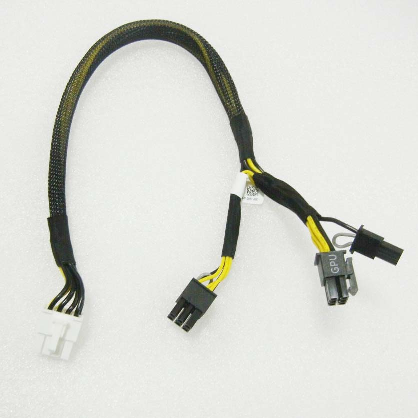 8pin to 8+6pin Power Cable for DELL T5810 and NVIDIA GeForce GPU 35cm