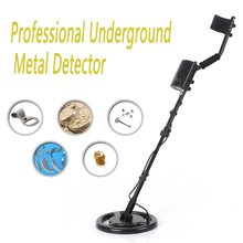 Underground Metal Detector Professional Metal Detectors High Sensitivity Pinpointer Nugget Detector Gold Digger Treasure Hunter