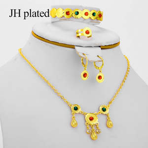 JHplated Ethlyn Jewelry Gold C