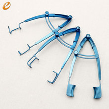 Eye speculum Stainless steel/Titanium alloy surgical instruments and