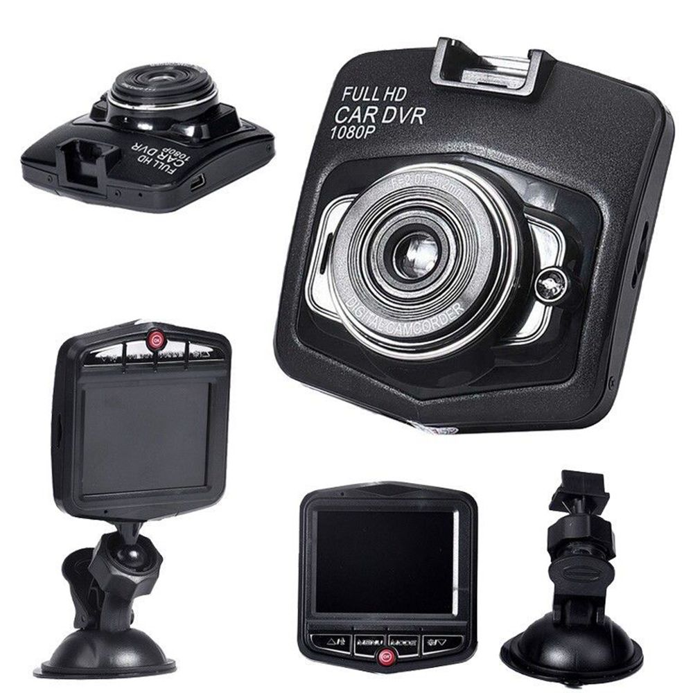 Mini Car DVR Camera GT300 Dashcam 1920x1080 Full HD 1080p