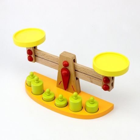 Model Building Kits Models & Building Toy Toys & Hobbies Wooden toys scales Baby balance game educational toys whole sale hot