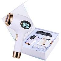 500000 вспышка IPL лазерная машина для удаления волос лазерный эпилятор удаление волос постоянный бикини триммер Электрический лазерный депил