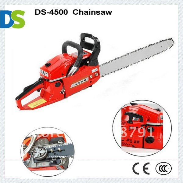 DS-4500 45cc Gasoline Chain Saw 4500