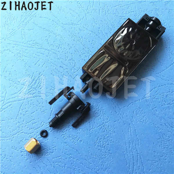 DX5 printhead Pelarut damper/UV tinta dasar filter warna Mimaki JV33 JV5 CJV30 Mutoh Galaxy Twinjet wit Manusia kepala dx5 dumper
