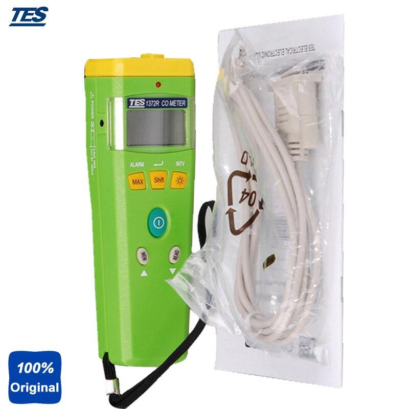 Portable Carbon Monoxide Gas Detector 0 ~ 999 ppm TES1372R