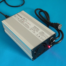 Lithium battery charger 60V 10A charger For 3.7V cell 16S 60V 30Ah/40Ah/50Ah Lipo/LiMn2O4/LiCoO2 battery Charging voltage 67.2V