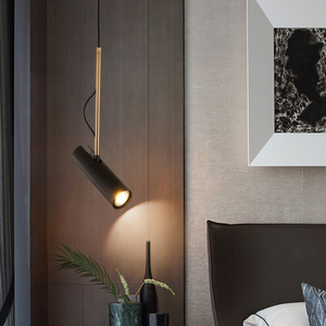 Image 4 - Lukloy Đầu Giường Mặt Dây Chuyền Học Để Móc Treo Nhà Treo Đèn LED Chiếu Sáng Điểm Đèn Học Để Có Thể Điều Chỉnh Đèn Hanglamp
