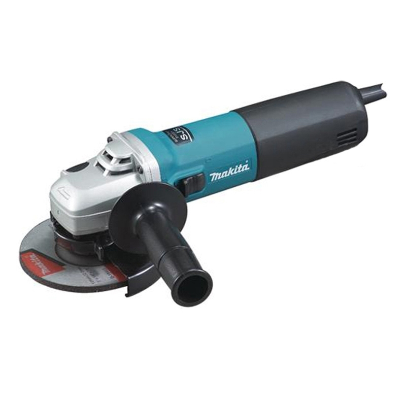 Machine grinding angle Makita 9565 HZ (Power Of 1100 W, 125mm, speed Hol. stroke 11000 rev/min) angle grinder makita 9565 hz