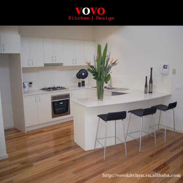 White Kitchen Cabinets Quality: Quality Guarantee High Glossy White Lacquer Finish Kitchen