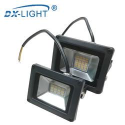 Светодиодный инженерный свет 10 Вт 20 Вт 30 Вт 50 Вт 100 Вт Рабочий свет водостойкий 220 в 230 в 240 В прожекторное освещение для сада прожектор