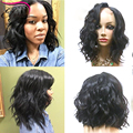 Brazilian Full Lace Human Hair Wigs Natural Wave Short Hair Wigs For Black Women Bob Lace Frontal Wigs Glueless Full Lace Wigs