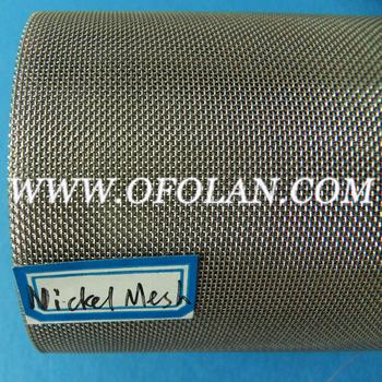 30 mesh nickel wire mesh,nickel wire cloth 10cm*30cm
