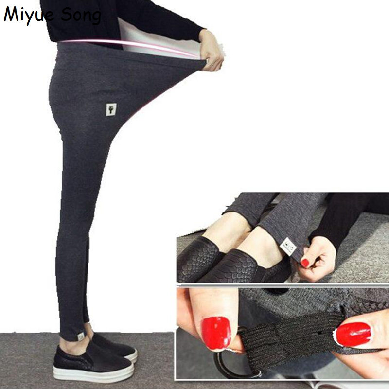 7c08b0d1740b9e Cute Cat Maternity Leggings Pants Autumn Warm Clothes for Pregnant Women  Ropa Premama Pregnancy Clothes Maternity Clothing-in Leggings from Mother &  Kids on ...