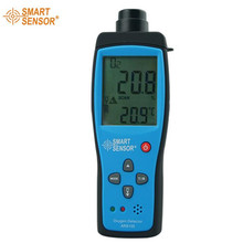 AR8100 handheld portable oxygen content O2 concentration detection test measuring instruments with alarm 0-25 %