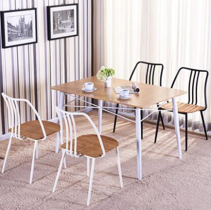 YINGYI Hot Selling Modern Metal Dining Chair Without Arms High Quality