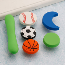 Bedside-Table Baseball Bedroom Child-Handle Cartoon Drawer Small-Knobs New Personality