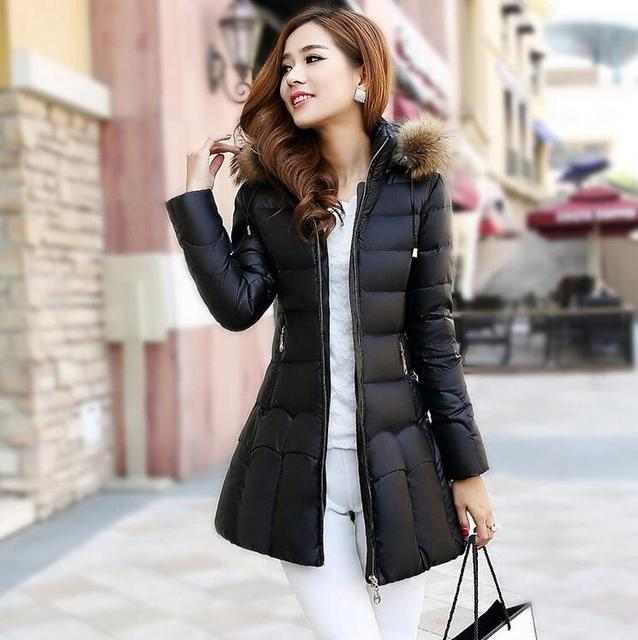 Aliexpress.com : Buy 2015 New Fashion Winter Jacket Women Warm Fur