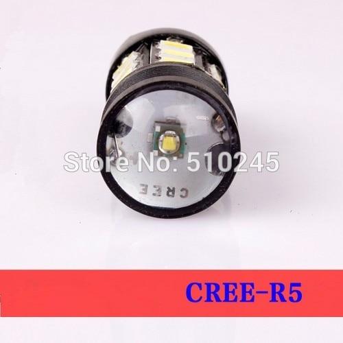 50X 1156 ba15s 15 SMD + R5 led CANBUS OBC No Error led Bulb 12V External Lights car styling led car light source