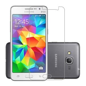 Image 2 - עבור Samsung Galaxy גרנד ראש 9H 2.5D מזג זכוכית G530 G530H SM G531H G531H G531F SM G531 SM G531H/DS מסך מגן סרט