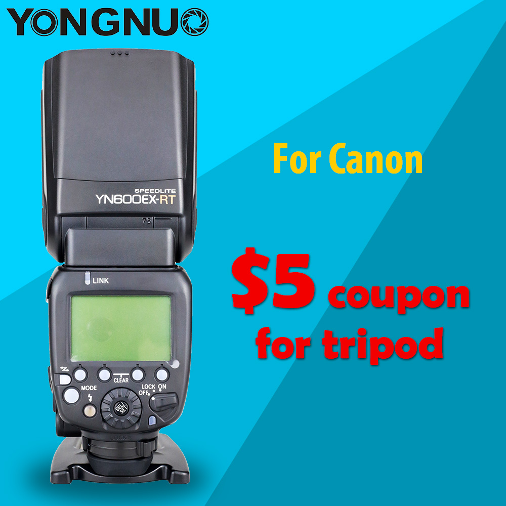 YONGNUO YN600EX-RT II 2.4G Wireless HSS 1/8000s Master Flash Speedlite for Canon Camera as 600EX-RT Electronic TTL Gift diffuser yongnuo yn600ex rt ii flash speedlite 2 4g wireless hss 1 8000s master ttl speedlight for canon dslr as 600ex rt yn600ex rt ii