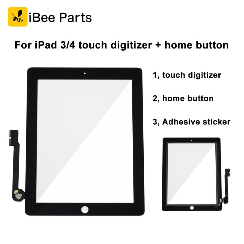 1 Pcs Gute Qualität Für Ipad 3/4 Touchscreen Digitizer Montage Mit Home-taste & Flex Kabel Freies Aliexpress Verschiffen Mild And Mellow