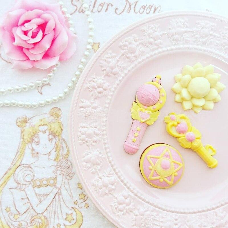 Fabricantes de Creme Chave Amor Template Anime Sailor