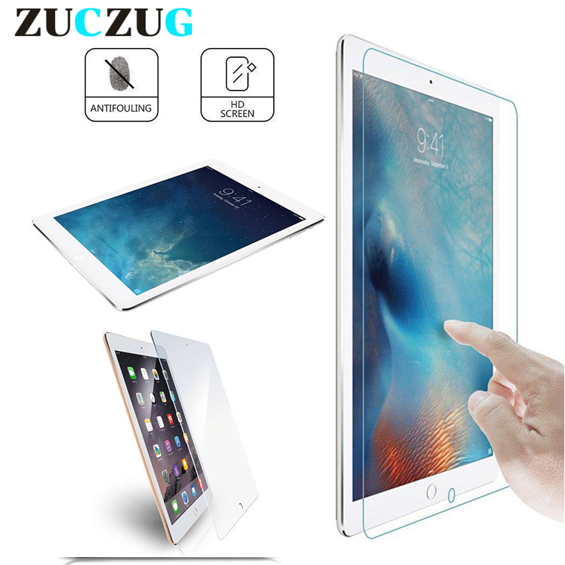 For iPad Air 1 2 Ultra Thin HD Tempered Glass Screen Protector For iPad Air 1