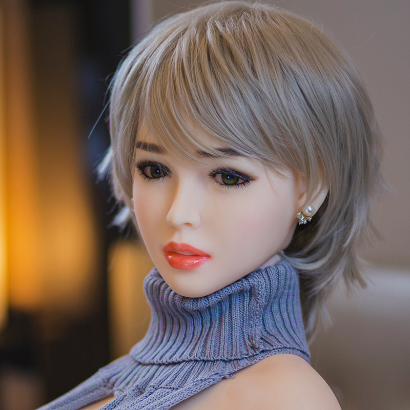 JYDOLL Nancy Oral <font><b>Sex</b></font> <font><b>Doll</b></font> <font><b>Head</b></font> For Chinese Love <font><b>Dolls</b></font> Sexy <font><b>Doll</b></font> Silicone <font><b>Heads</b></font> With Oral <font><b>Sex</b></font> <font><b>Sex</b></font> Products fro <font><b>dolls</b></font> 130-170cm image