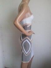 nude halter neck cut out Bandage Dress