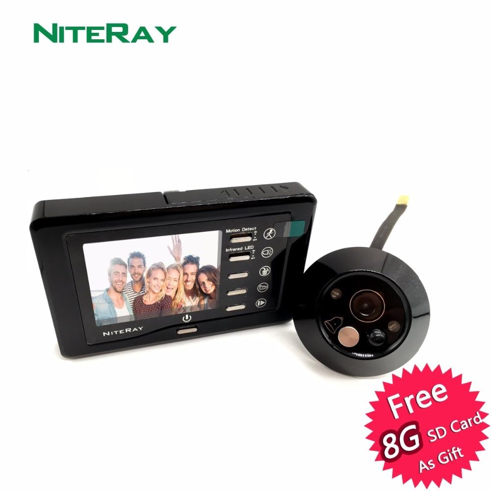 New Door Fish Eye Camera With 3.0