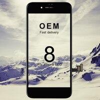 الأصلي oem lcd ل فون 8 شاشة لمس lcd مع 3d قوة شاشة اللمس لمس الشاشة محول الأرقام الجمعية عرض لا الميت بكسل