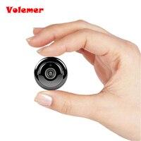 Volemer New Q1 720p VR Mini Camera Wireless WIFI Infrared Night Vision Camara Security IP Camera