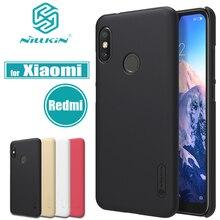 Xiaomi Redmi 6 Pro 6A 5A 5 плюс Чехол Nillkin Матовый Бизнес жесткие пластиковые телефонные чехлы для Redmi 6 Pro Xiaomi Капа