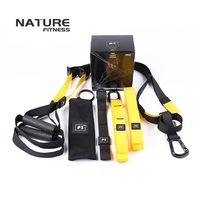 P3 Trainer Sport Resistance Bands Strength Training Fitness Equipment For Gym Workout Body Weight With Colour