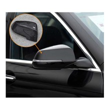 F10 Hot Selling Carbon Mirror Cover 1:1 Replacement for BMW F10 F11 F01 F02 F07 F18 5 serie 2014 UP OEM Fitment Side Mirror Caps цена в Москве и Питере
