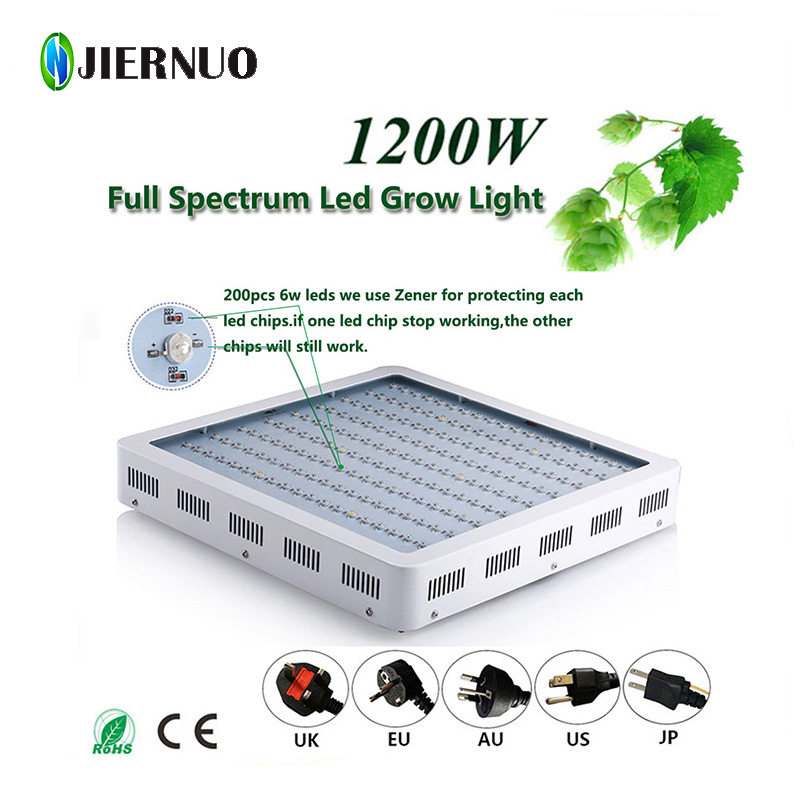 JIERNUO LED Grow Light Fitolampa 300W 450W 900W 1200W Aquarium Full Spectrum Plant Grow Lamp For Greenhouse Grow Tent Plants AE 600w led grow light full spectrum led plant growing lamp 39red 11blue 4orange 4white 1ir 1uv 60leds for hydro tent plants grow