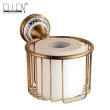 Настенный tiusse держатель аксессуары для ванной комнаты Античная бронзовая для ванной Hardware-80386W
