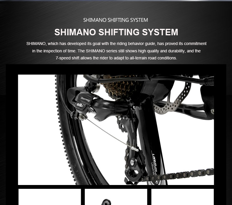 HTB16azhXIfrK1RkSnb4q6xHRFXai - 26inch electric mountian bicycle folding  frame 48V  lithium battery hidden frame 400w high speed motor range 60-100km