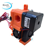 Reprap Prusa I3 Mk2 Extruder Full Kit With Hotend X Carriage P I N D A