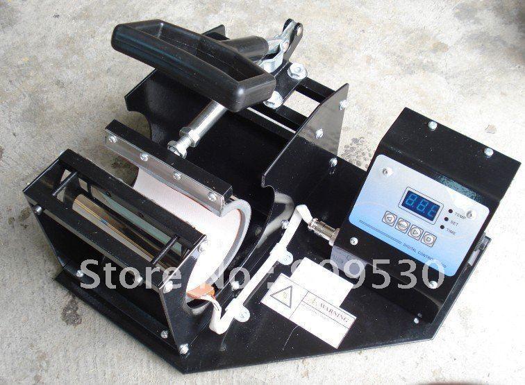 ФОТО Cup heat press machine Cup heat transfer machine